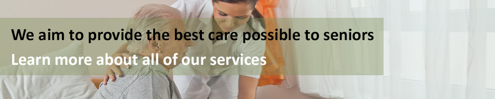 Senior Care Services Toronto